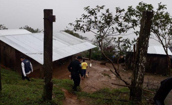 Autoridades rescatan a cinco niños que sufrían desnutrición
