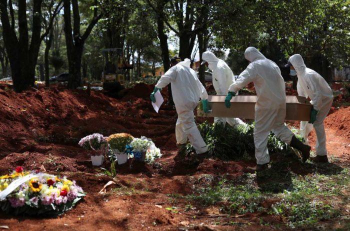 Foto ilustrativa de un Cementerio